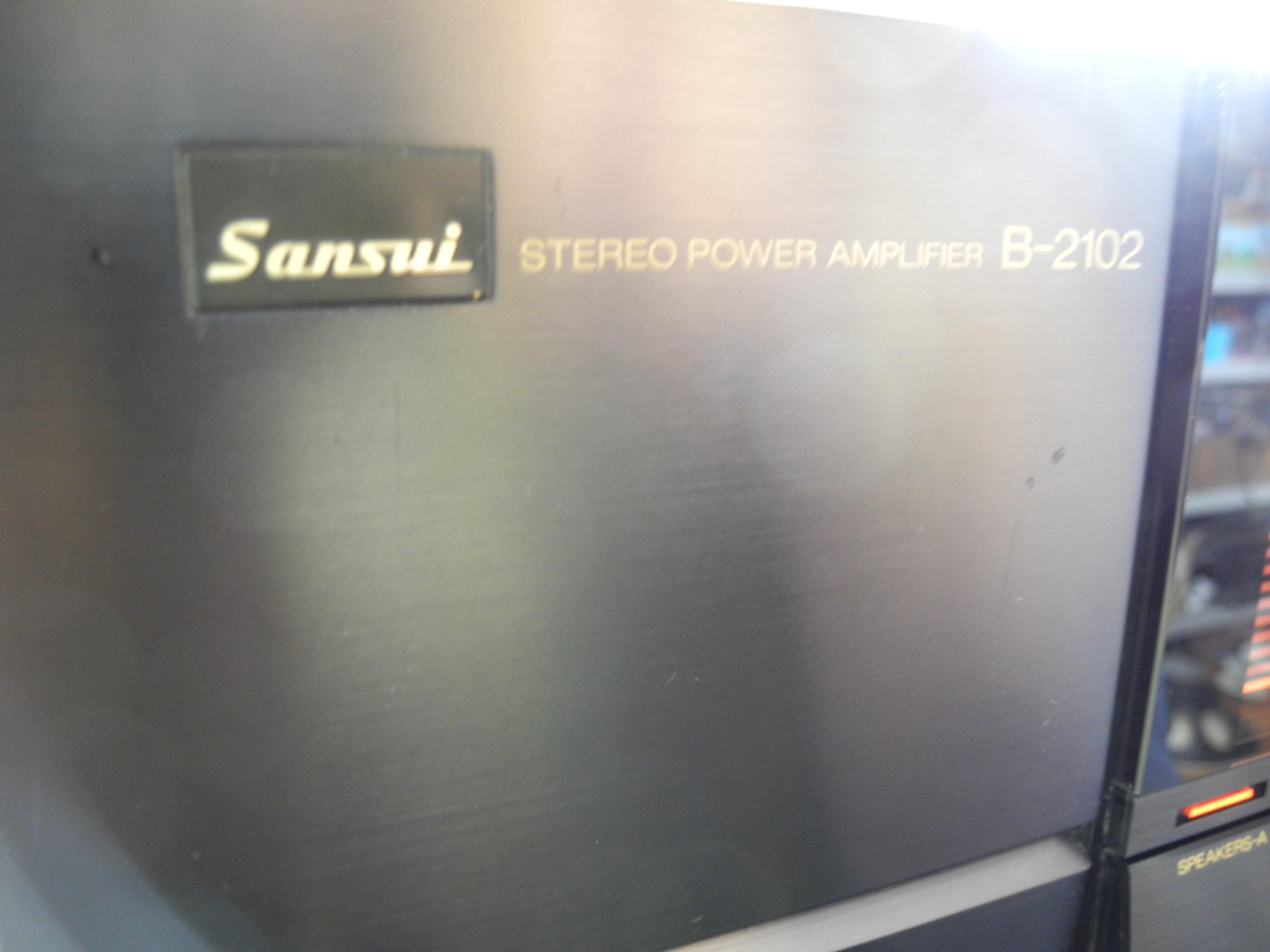 Sansui B-2102