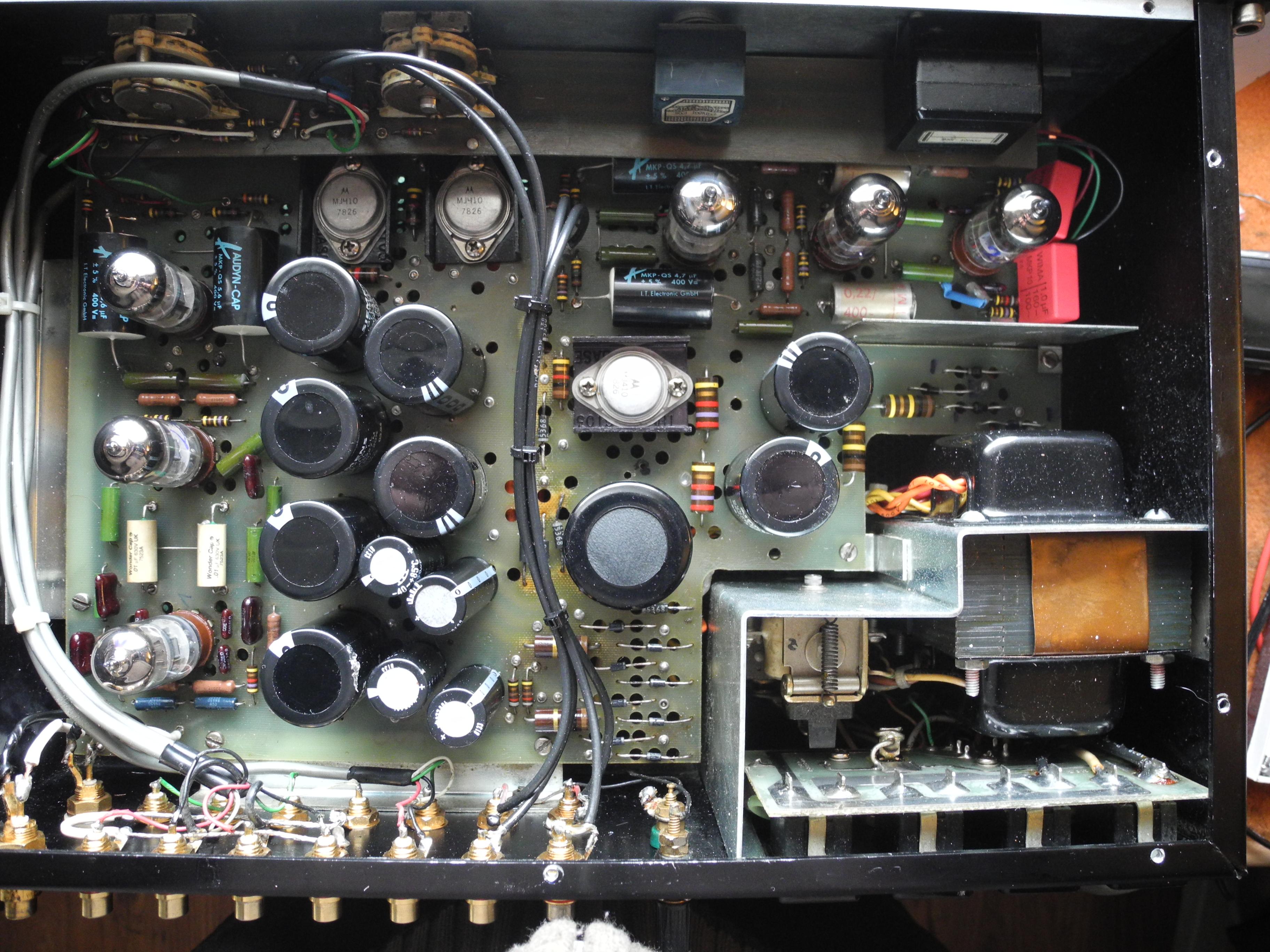 audio research SP-6