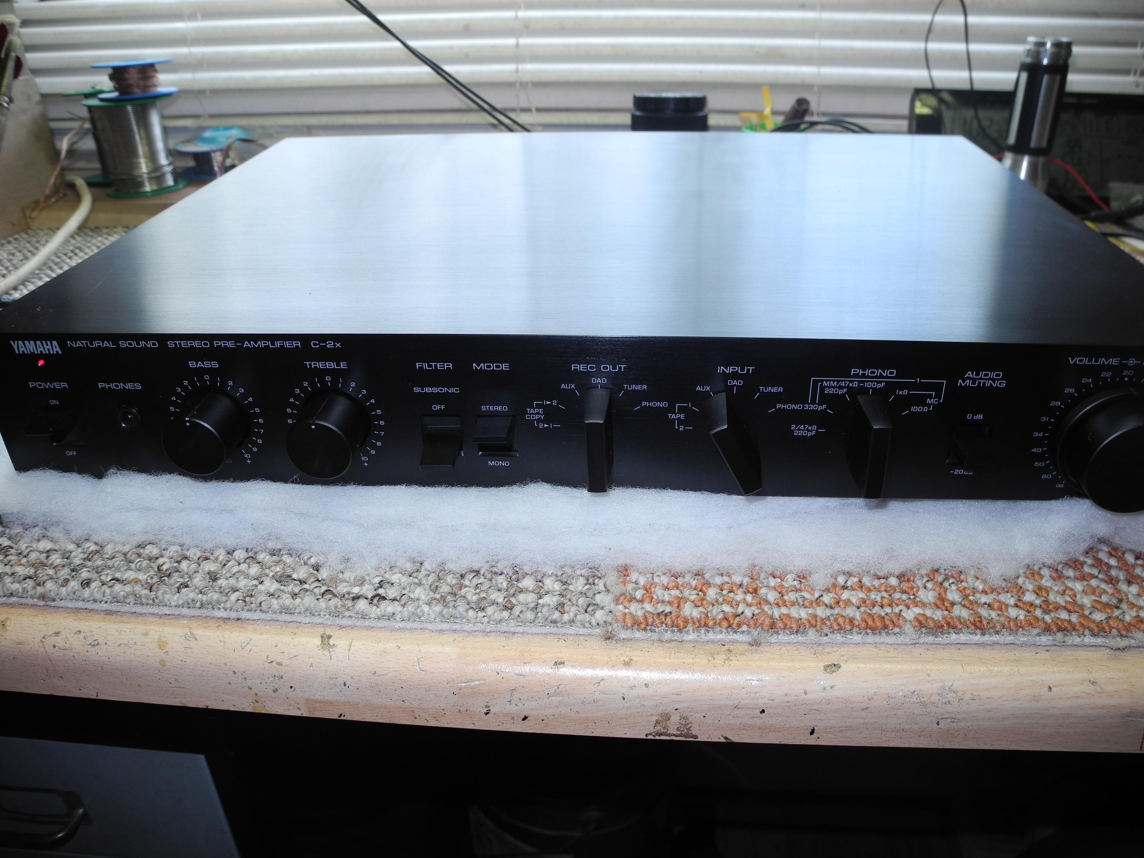 Yamaha C-2x