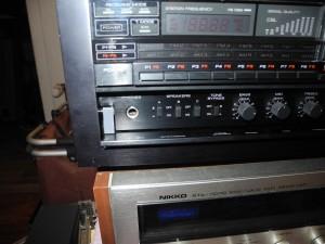 Yamaha Receiver R-9 Schanier